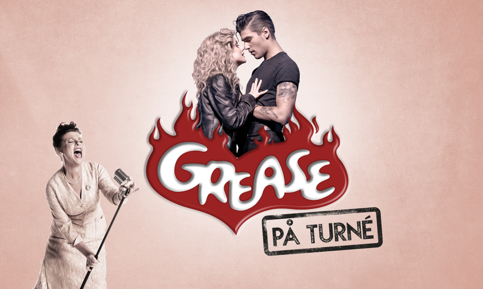 Grease – På Turné