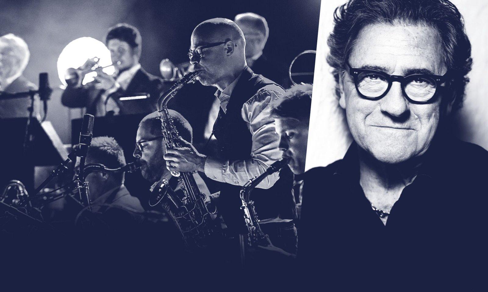 Tommy Körberg och Bohuslän Big Band