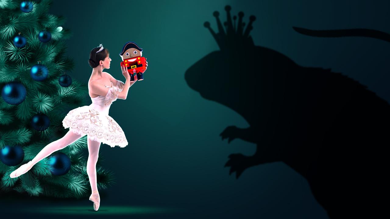 """Nötknäpparen – Moskvateatern """"Den Klassiska Baletten"""""""